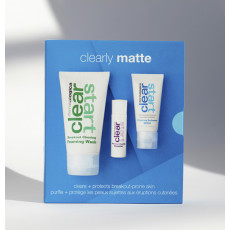 NEW! clearly matte skin kit